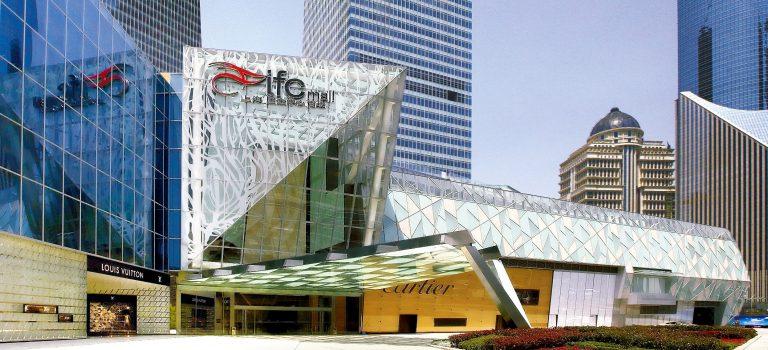 مرکز خرید IFC شانگهای | Shanghai IFC Mall