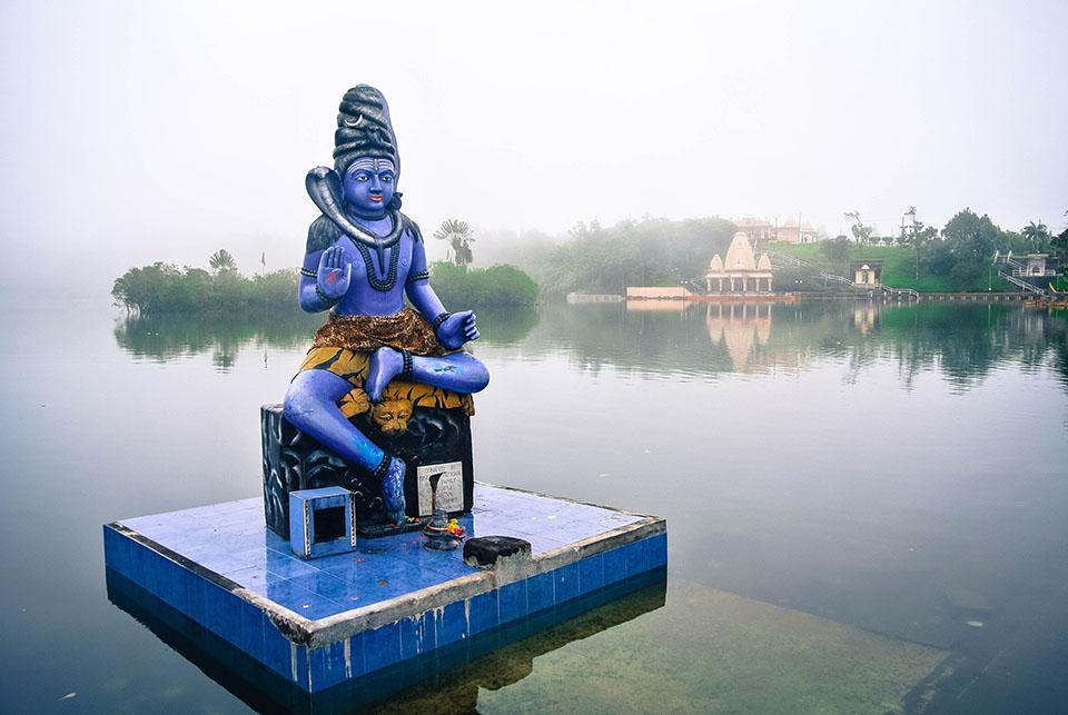 معبد هندو های گرند باسین موریس