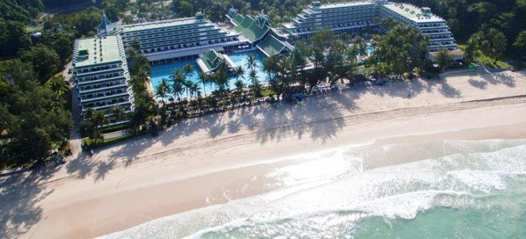 هتل لمردین پوکت | Le Meridien Phuket Beach Resort