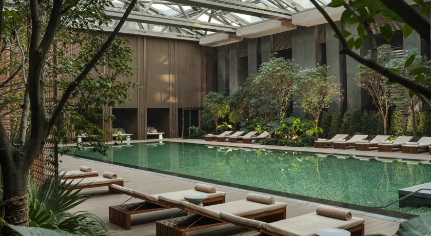 هتل rosewood پکن چین