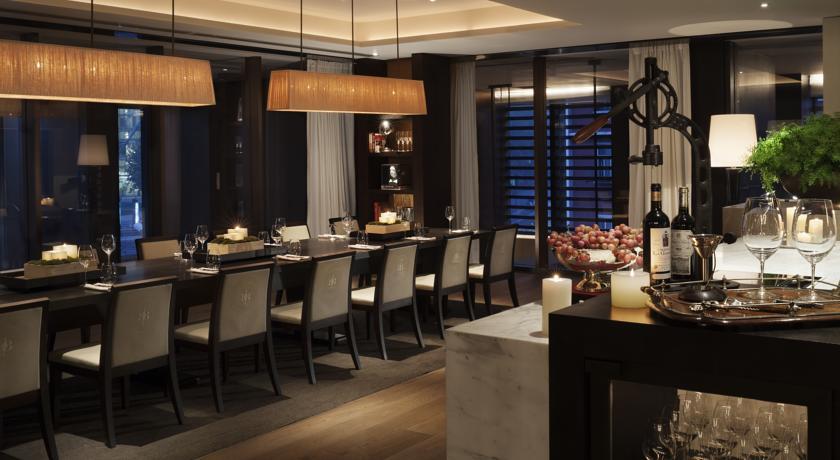 هتل 5 ستاره رز وود بیجینگ