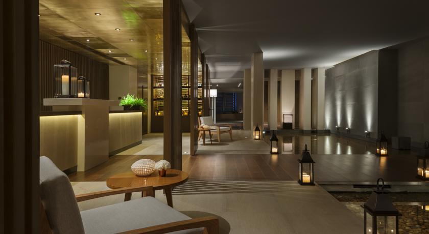 هتل 5 ستاره تاپ رز وود پکن