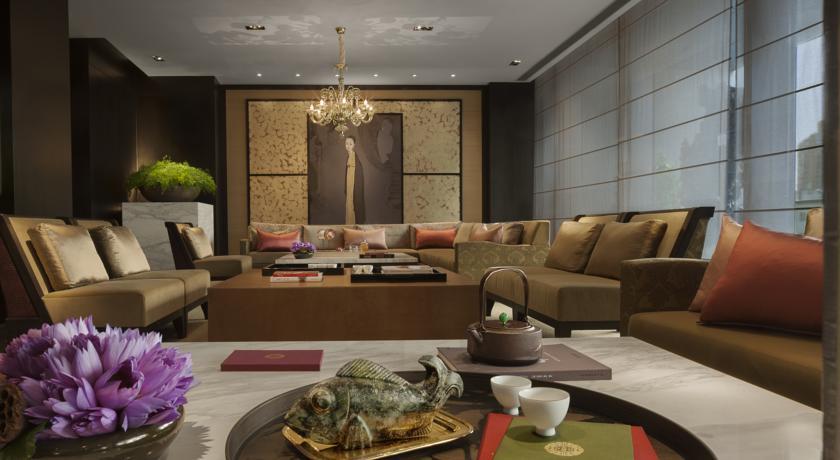 هتل 5 ستاره رز وود پکن