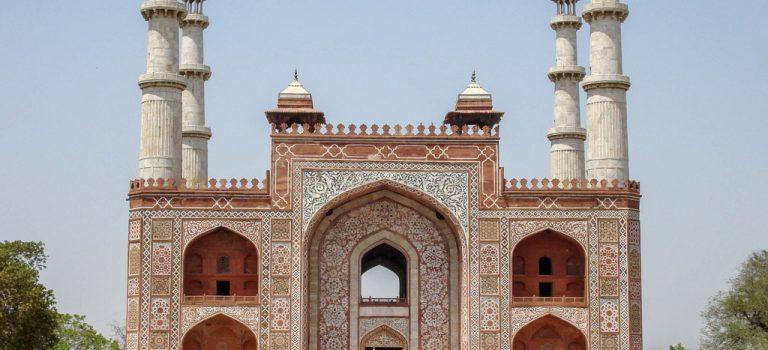 آرامگاه اکبر شاه هند | مقبره جلال الدین محمد اکبر