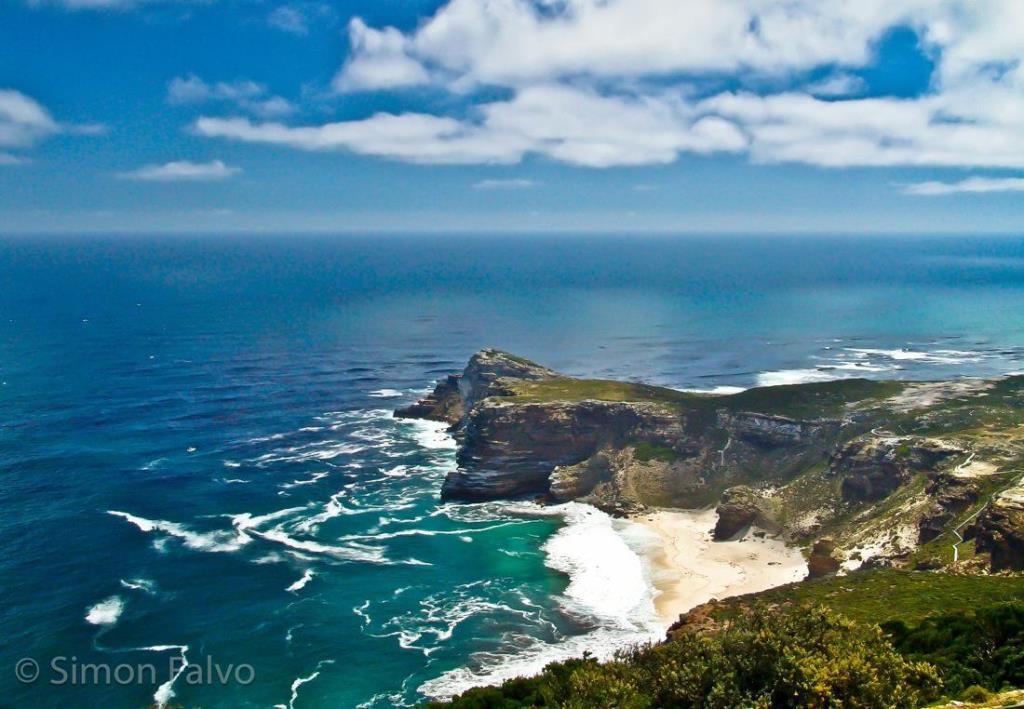 دماغه امید نیک آفریقای جنوبی