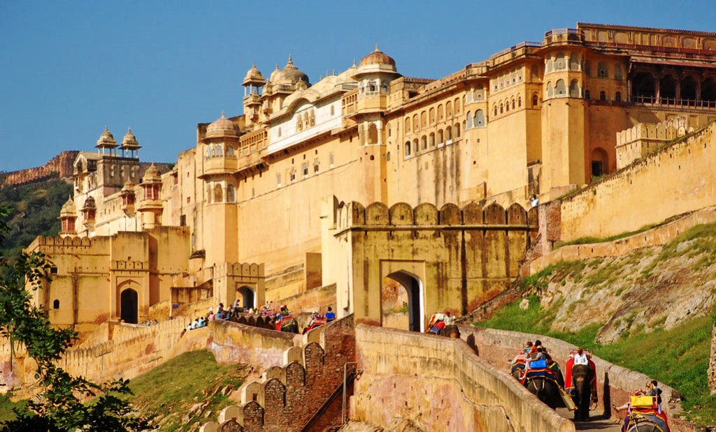 قلعه آمر جیپور هند