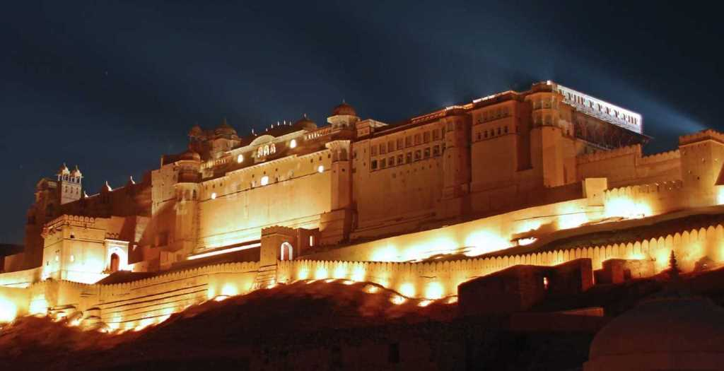 قلعه آمبر جیپور هند