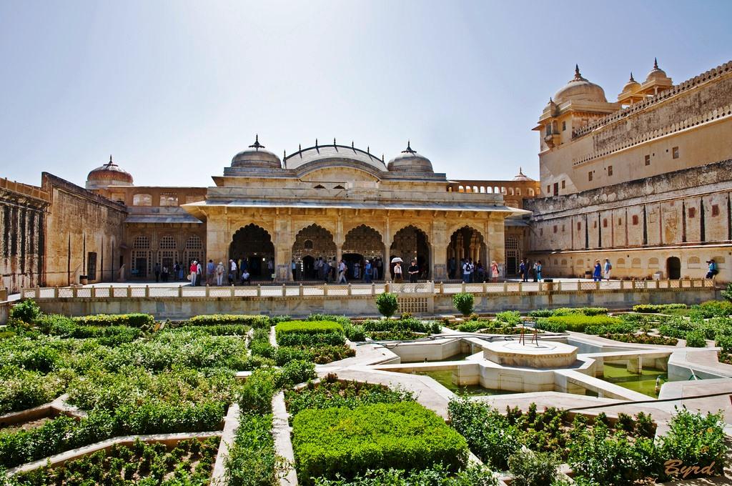 کاخ آمبر جیپور