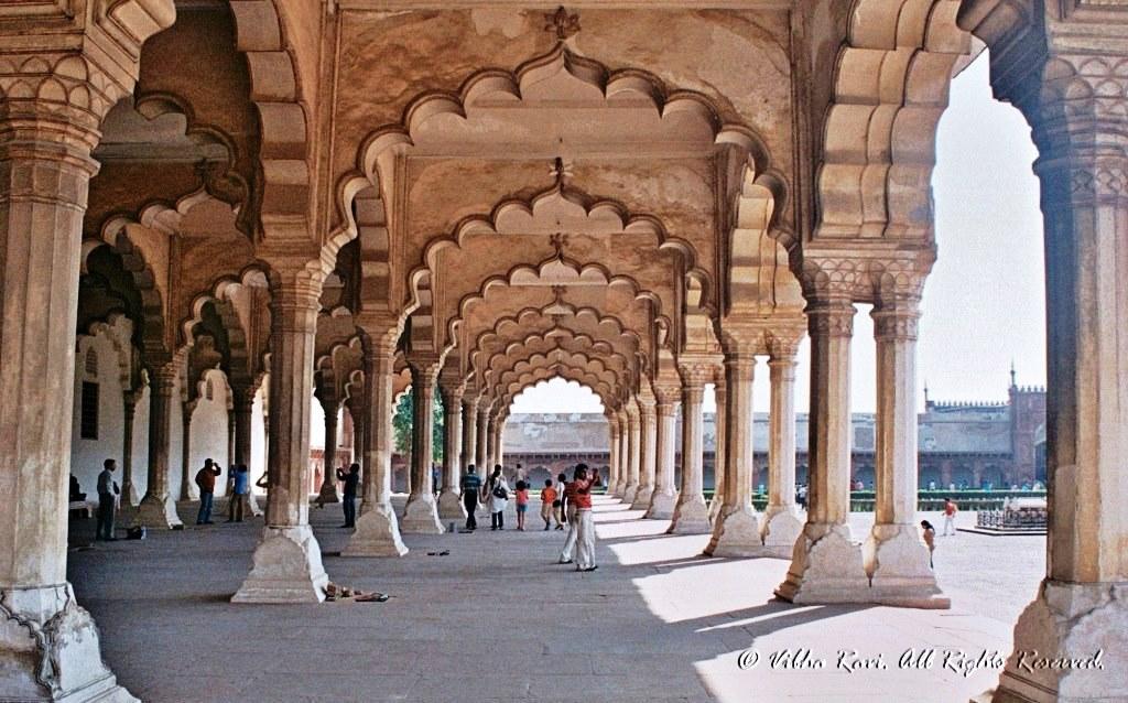 قلعه آگره هند