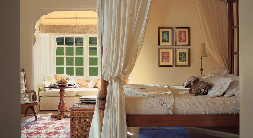 هتل OBEROI RAJVILAS جیپور