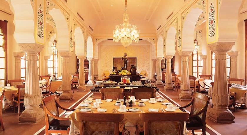 هتل 5* ابروی راجویلاز جیپور