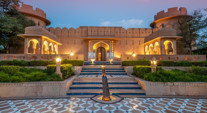 هتل ابروی راجویلاز جیپور هند