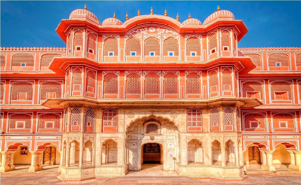 کاخ چاندارا محل