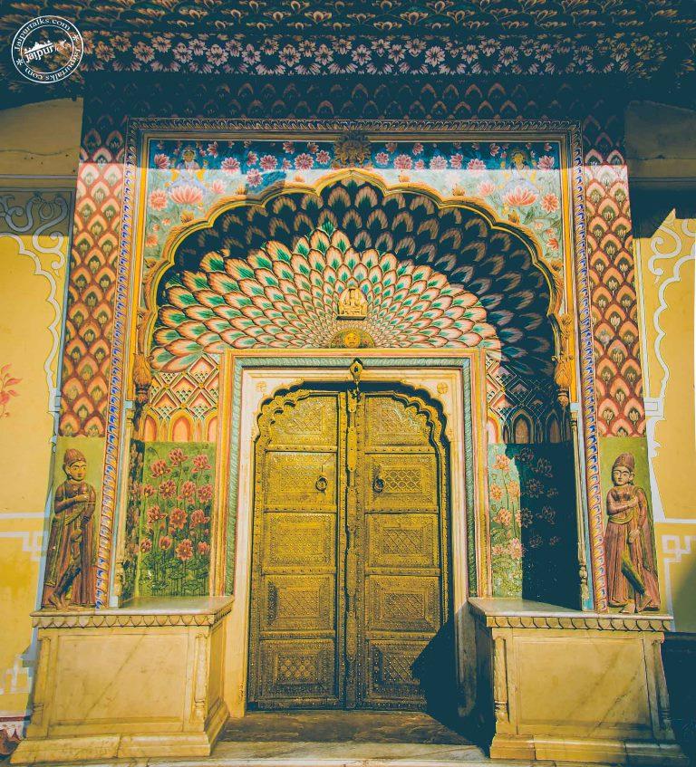 city palace جیپور