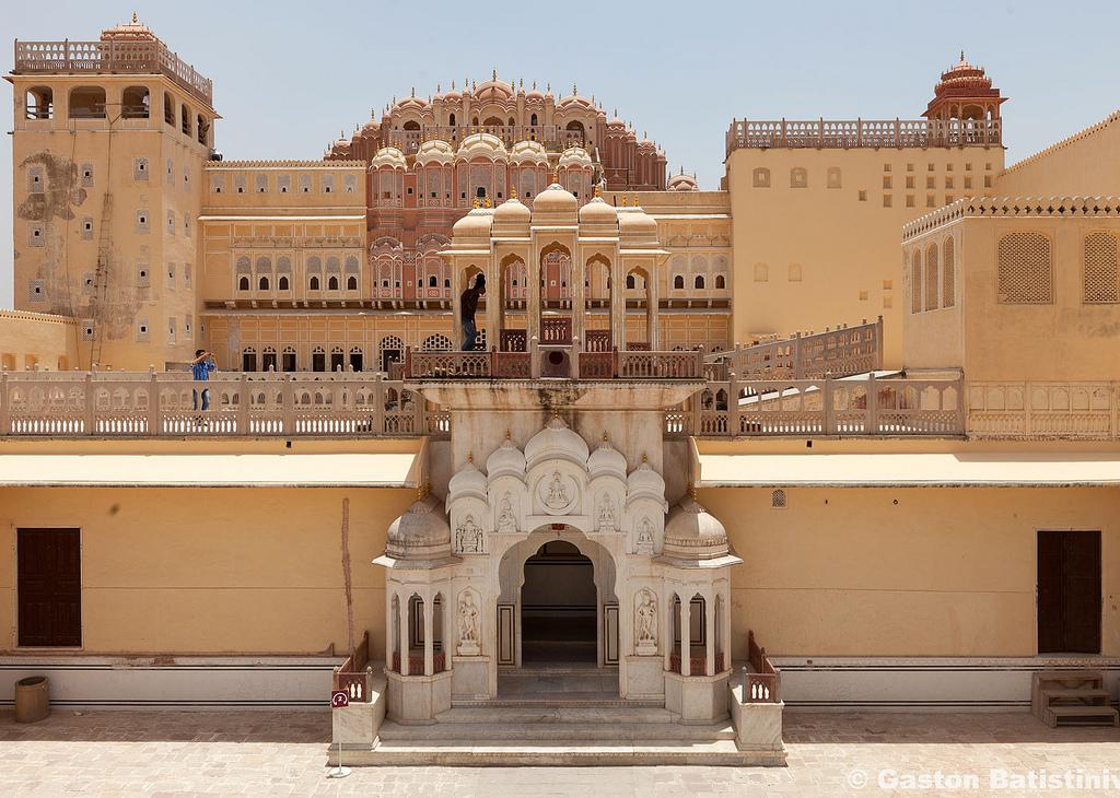 کاخ hawa mahal