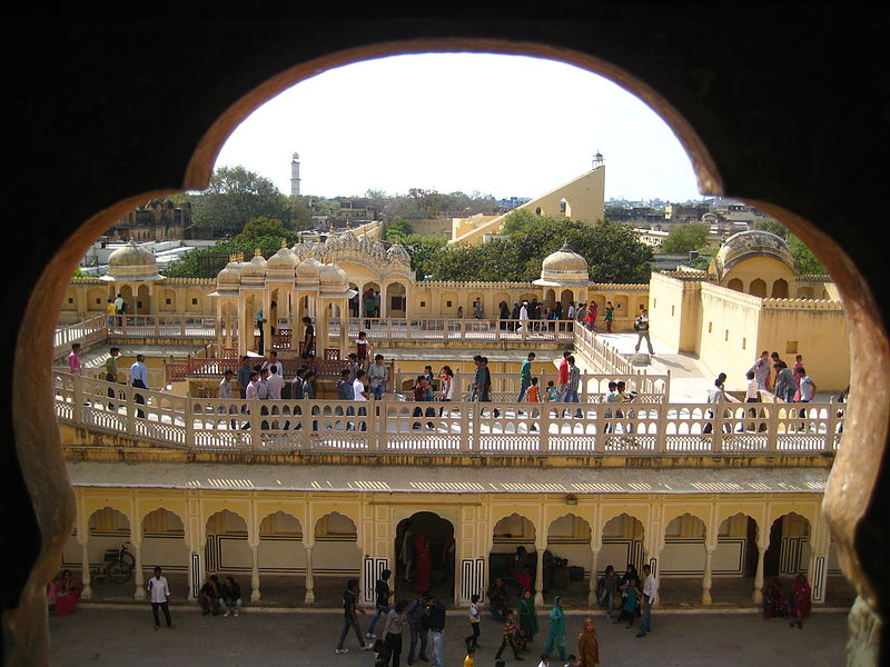 کاخ هوا محل