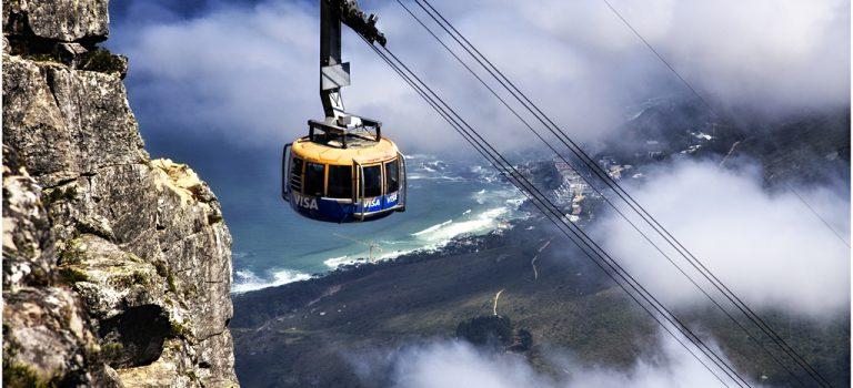 کوه تیبل آفریقای جنوبی | TABLE MOUNTAIN