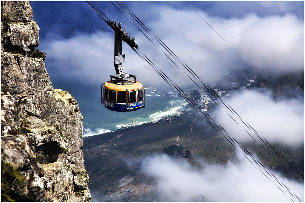 Photo of کوه تیبل آفریقای جنوبی | TABLE MOUNTAIN