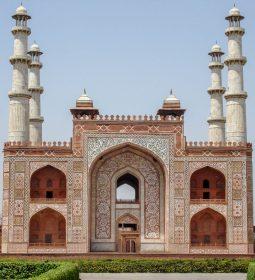 آرامگاه اکبر شاه هند