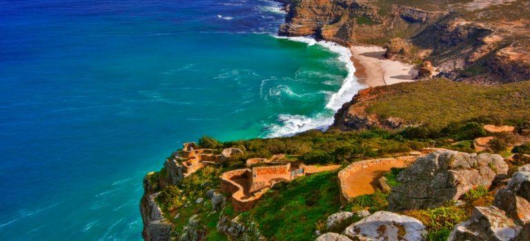دماغه امید نیک آفریقای جنوبی |Cape of Good Hope