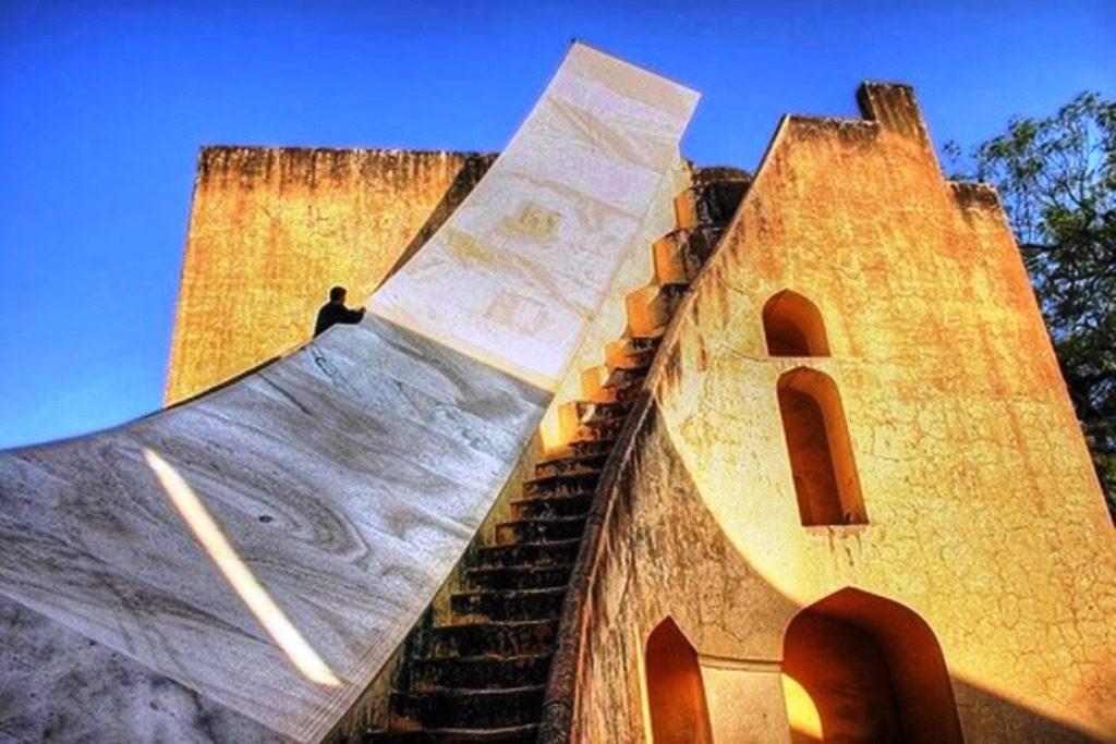 رصدخانه جنتر منتر جیپور