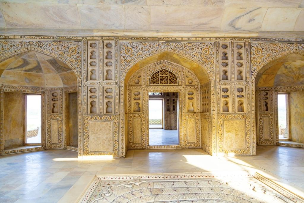 ارگ سلطنتی آگرا هند