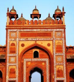 مسجد جامع آگرا هند
