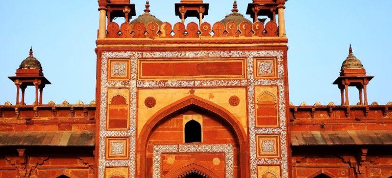 مسجد جامع آگرا هند | Jama Masjid Agra