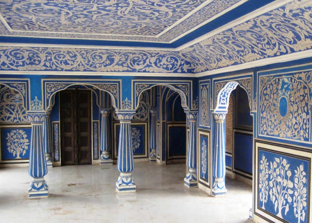 قصر شهر جیپور