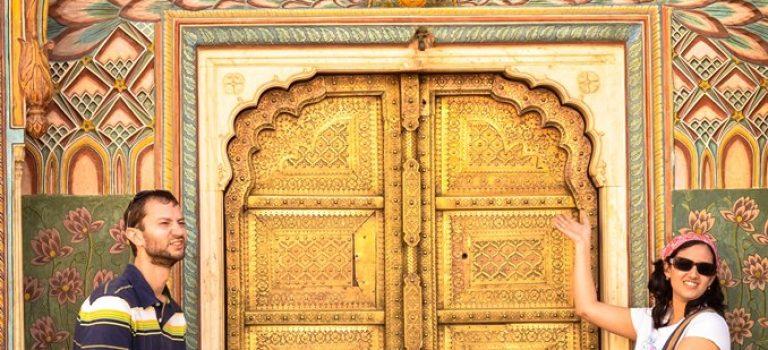کاخ شهر جیپور | CITY PALACE JAIPUR