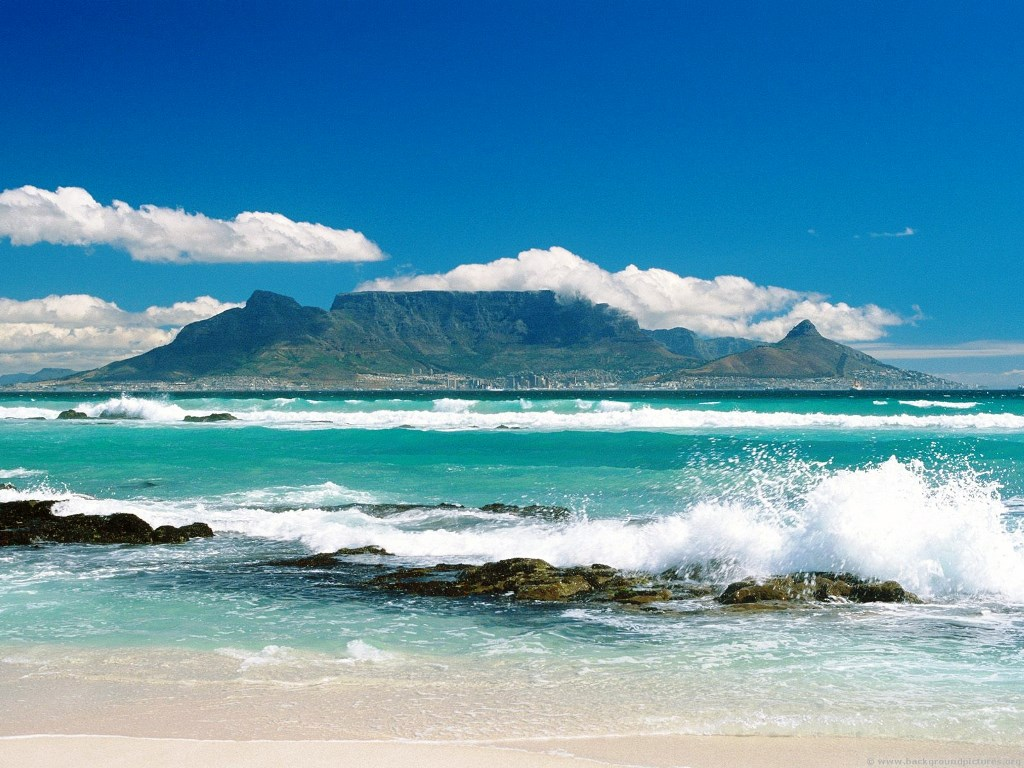 کوه میز آفریقای جنوبی