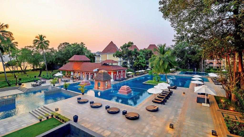 هتل های گوا هند