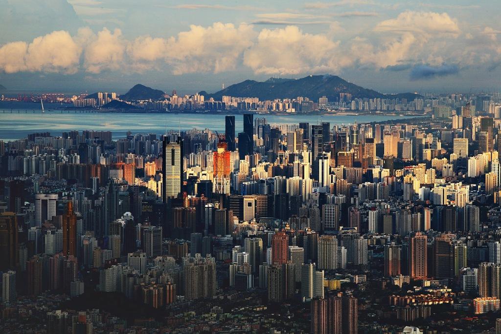 شهر Shenzhen