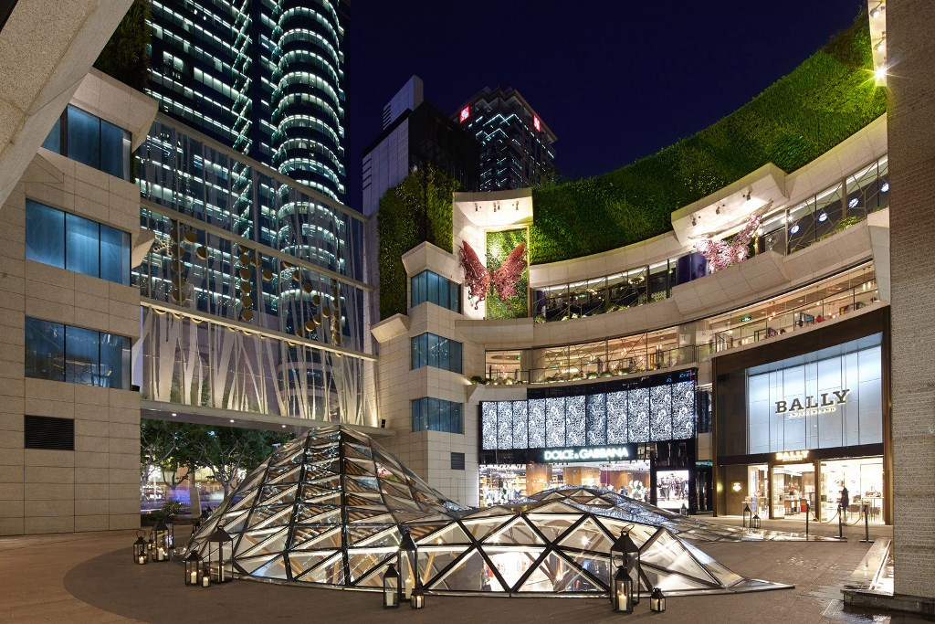 مراکز خرید شانگهای