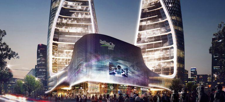 مراکز خرید شانگهای چین | Shanghai Shopping Mall