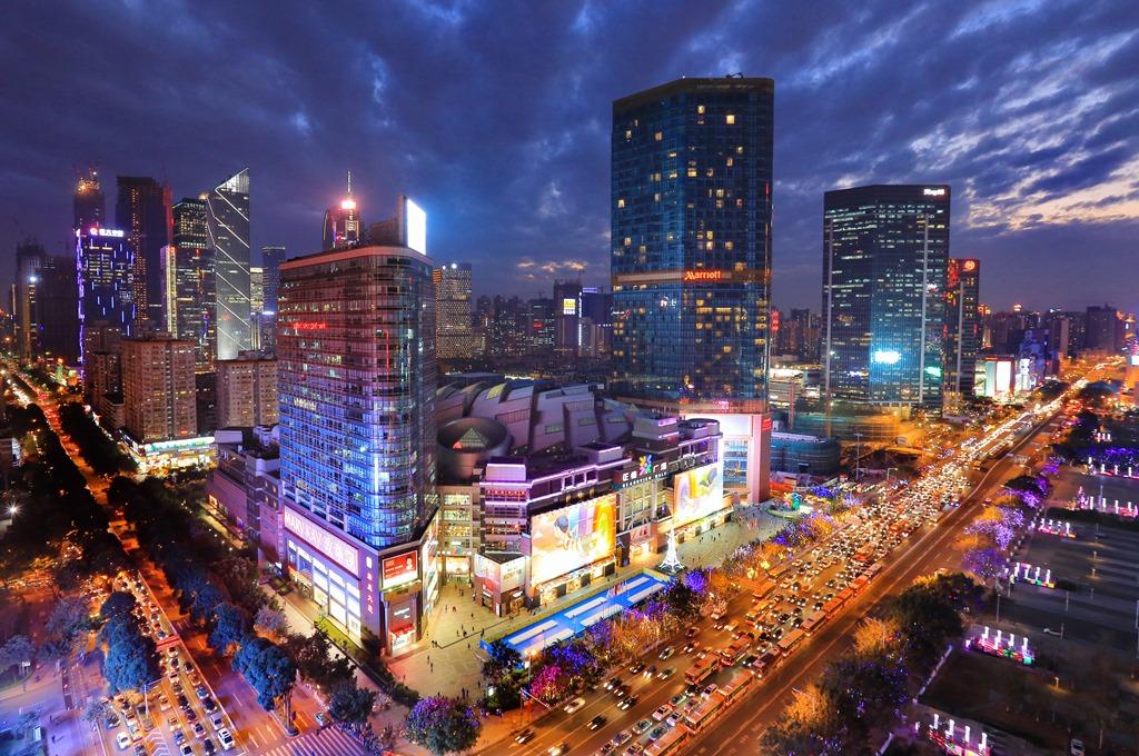 Photo of مراکز خرید گوانجو چین | بازارهای گوانجو چین