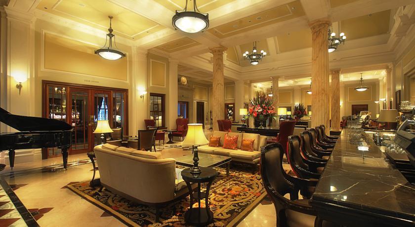 هتل The Taj کیپ تاون