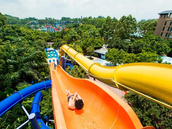 Photo of پارک آبی گوانجو چین | Guangzhou Aqua Park