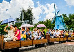 پارک پنجره ای از جهان شنزن چین