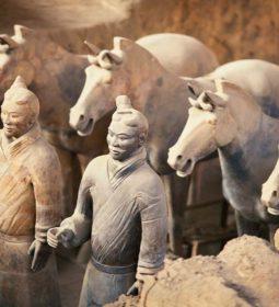 ارتش تراکوتا شیان چین