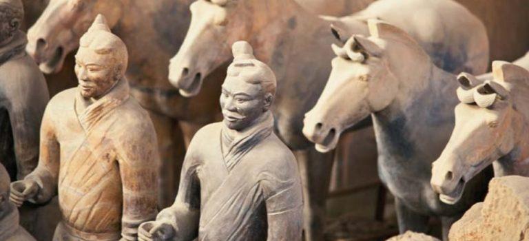 ارتش تراکوتا شیان چین | Terracotta Army