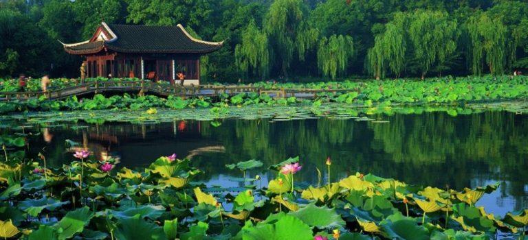 دریاچه غربی هانگزو چین | West Lake in Hangzhou
