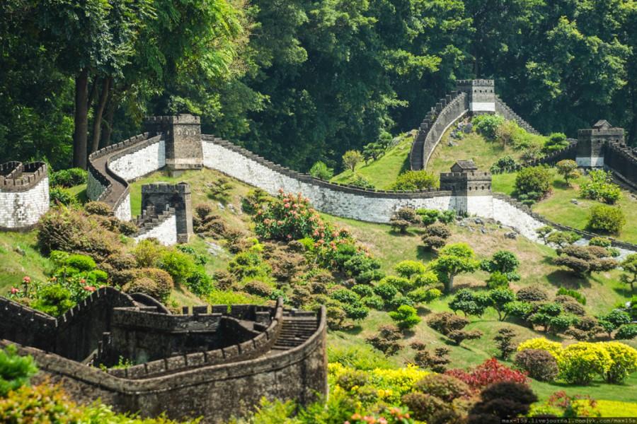 دهکده بومی شنزن چین