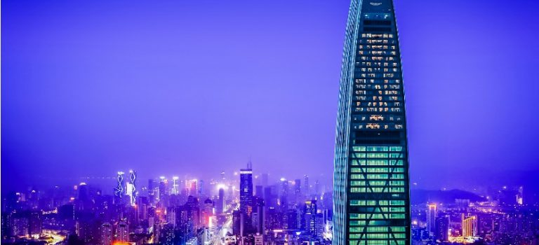 شهر شنزن چین | Shenzhen City