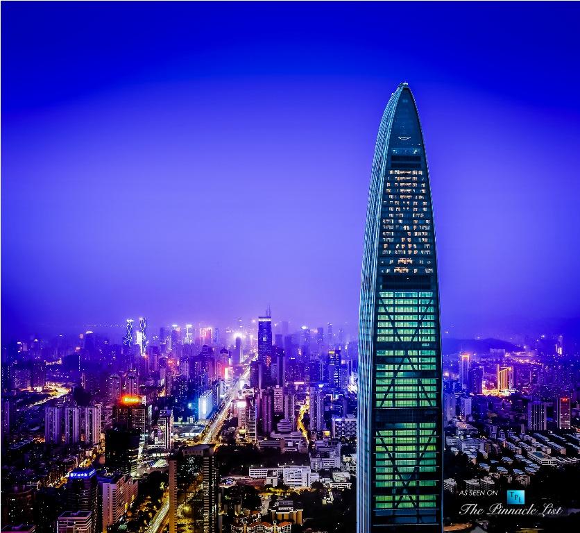 شهر شنزن چین