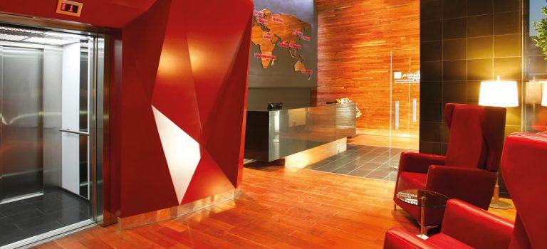 هتل رادیسون بلو سندتون ژوهانسبورگ | Radisson Sandton