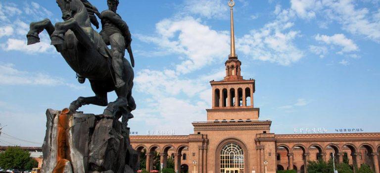 تور ارمنستان تابستان ۹۷ | تور ایروان