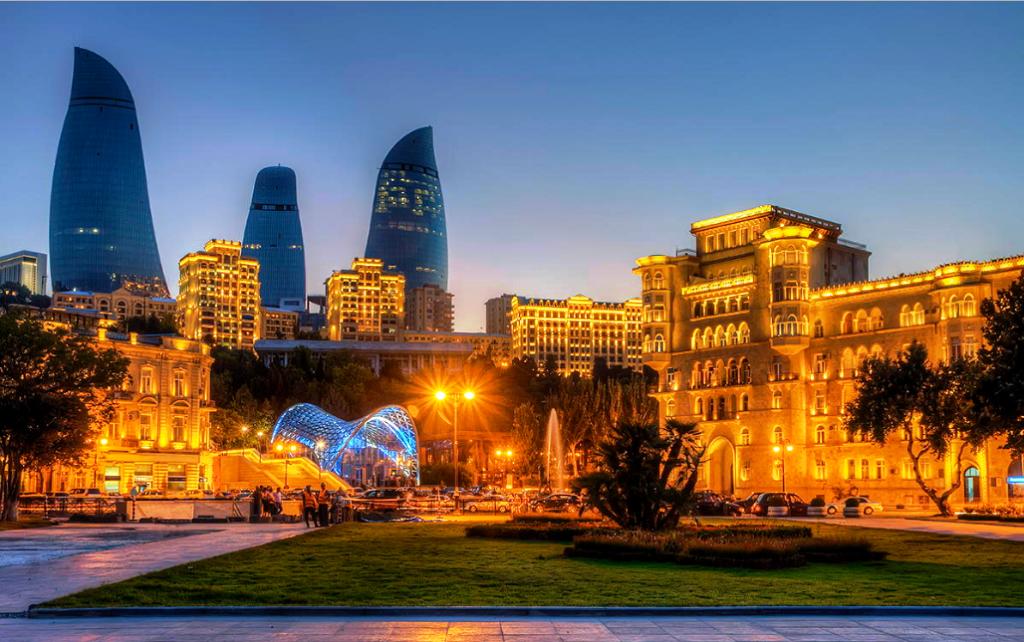 تور باکو جمهوری آذربایجان