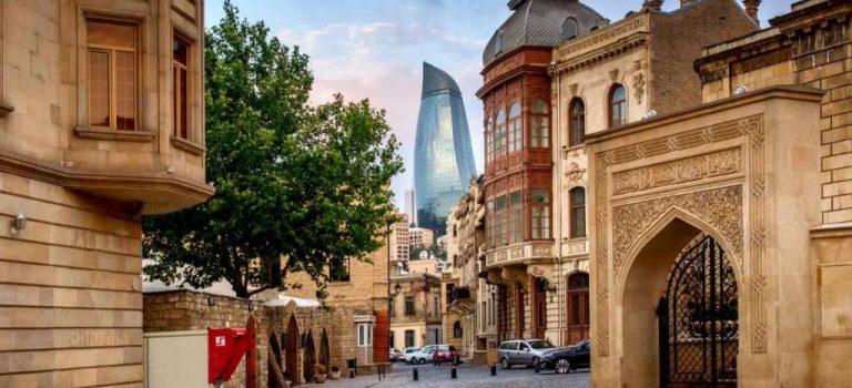 تور باکو نوروز ۹۷ | تور باکو آذربایجان | تور زمینی باکو