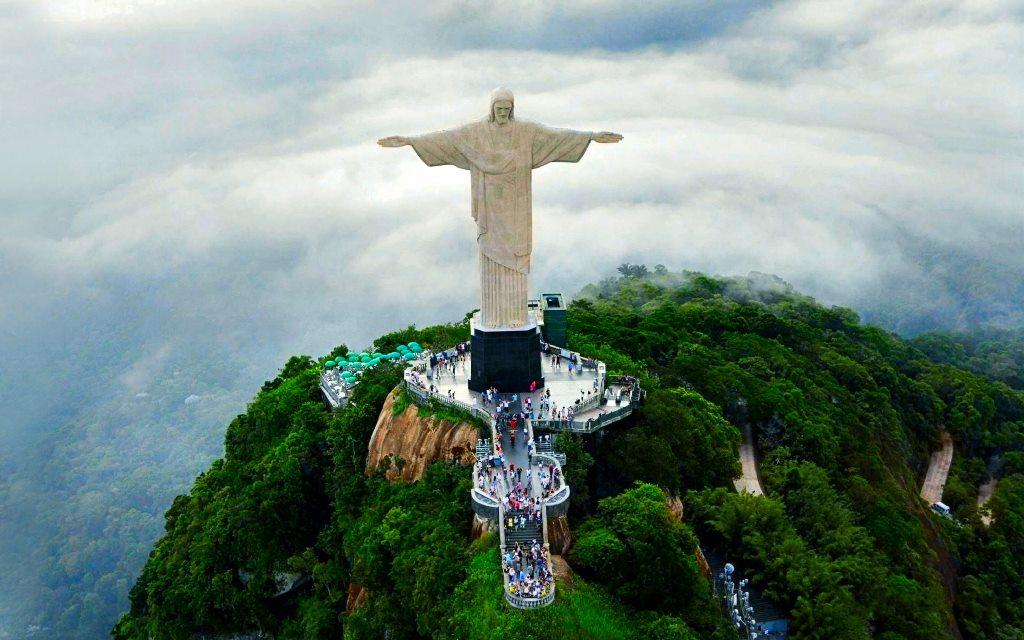 مجسمه حضرت مسیح ریو